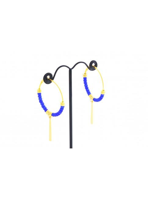 Boucles d'oreilles Dalles